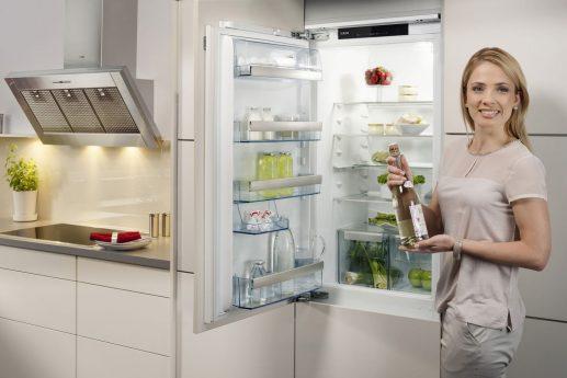 AEG Einbaukühlschrank