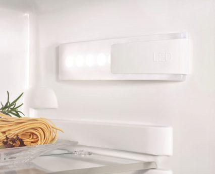 LED Licht in Kühlschrank