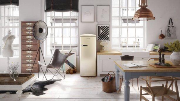 Gorenje Kühlschrank Freistehend : Welche kühl und gefriergeräte gibt es? bewusst haushalten