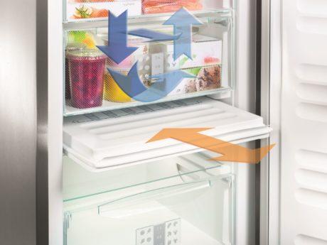 Funktionen Kühlschrank