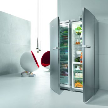 Miele Side by side European