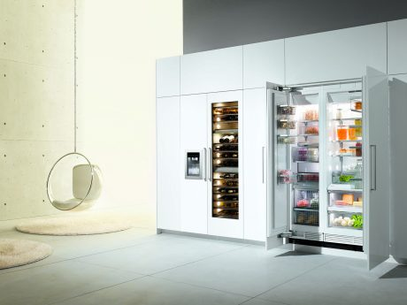 Miele Side by side European Einbau