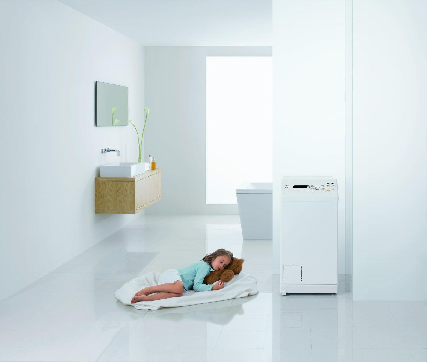 miele waschmaschine toplader bewusst haushalten. Black Bedroom Furniture Sets. Home Design Ideas