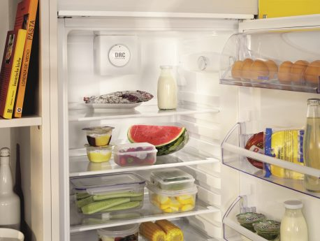 gesunder Kühlschrank