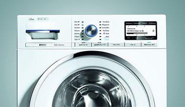 Waschmaschine Closeup