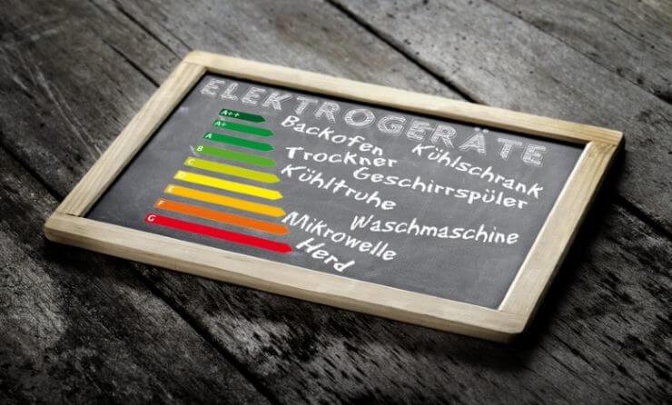 Energielabel Fur Haushaltsgerate Bewusst Haushalten