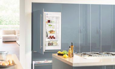 Kühlschrank aufstellen