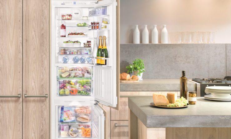 Kühlschrank warten