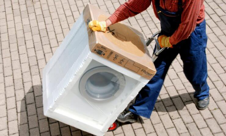 Siemens Kühlschrank Liegend Transportieren : Eine waschmaschine transportieren bewusst haushalten