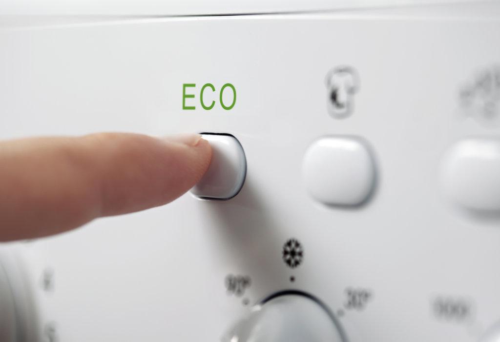 Eco-Taste Waschmaschine