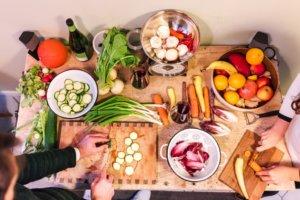 Gemüse ist der neue Star in der Küche und beim Kochen